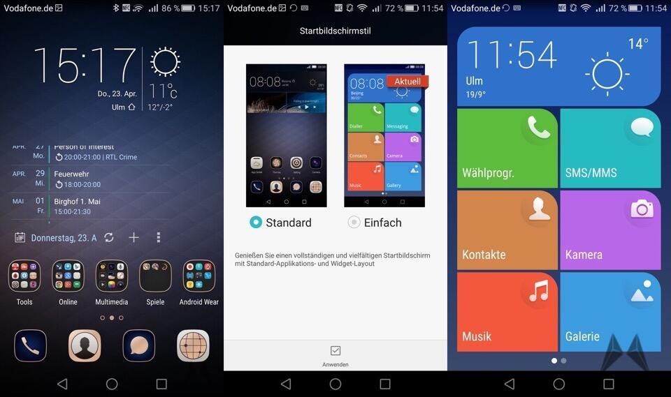 Huawei P8 Homescreen 2015-04-23 13.17.18
