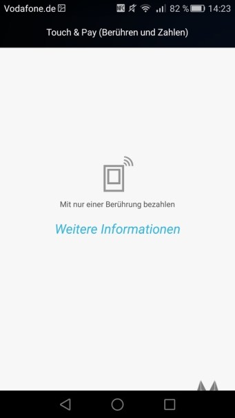 Huawei P8 Touch and Pay 2015-04-25 12.23.57