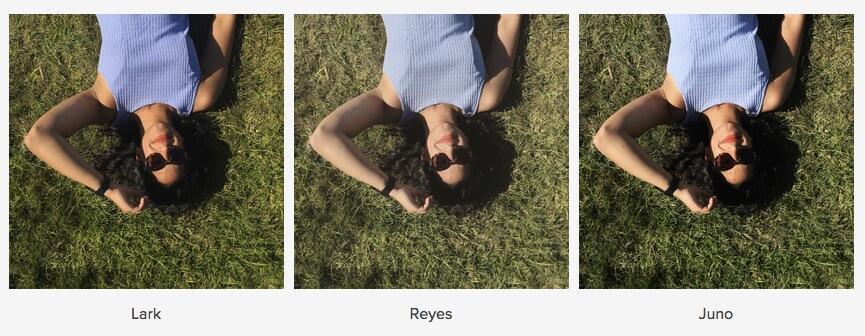 Instagram Filter neu