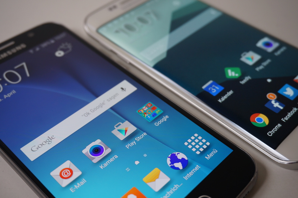Samsung Galaxy S6 Edge Test7