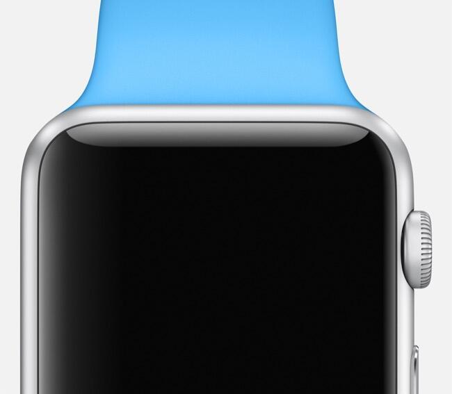 apple watch glass