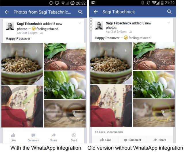 facebook app whatsapp 1