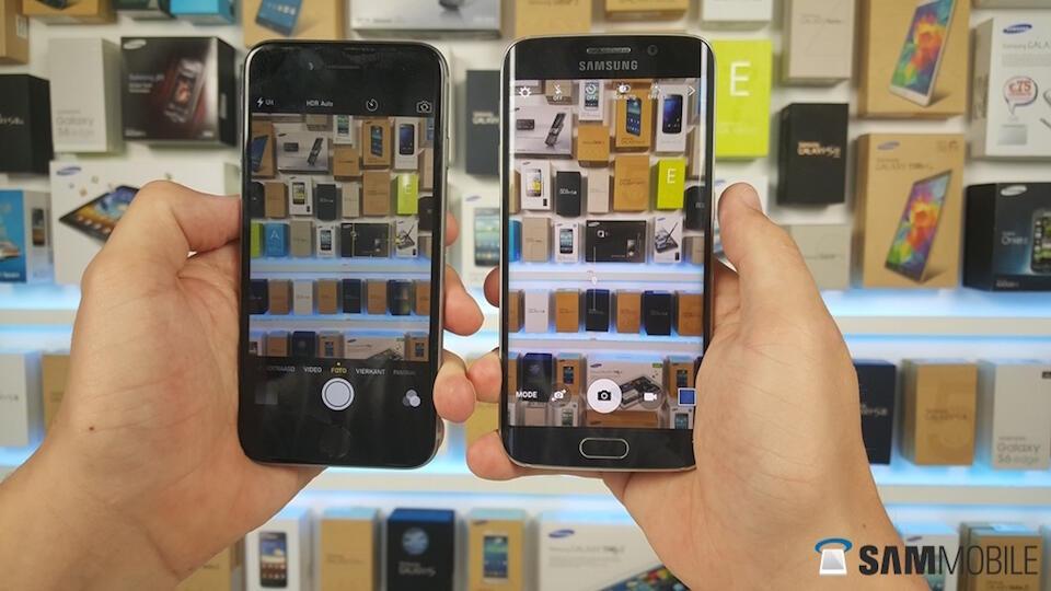 Exposure Samsung S6