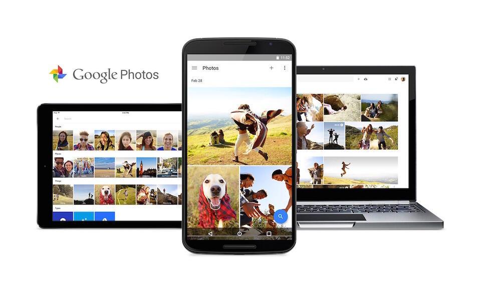 Google präsentiert geteilte Alben für Google Photos