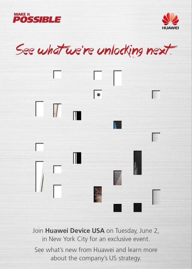 Huawei Event USA Juni 2015