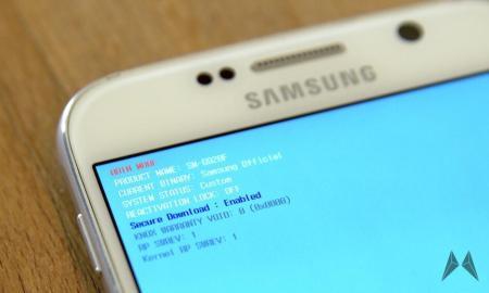 Samsung Galaxy S6 Knox