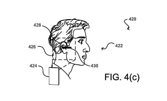 Amazon Patent Ohr