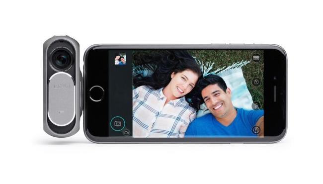 DxO ONE iPhone Selfie