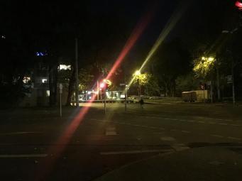 iPhone 6 Plus Nachtaufnahme