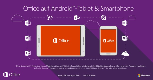Infografik_Office für Android-Smartphones_Facebook