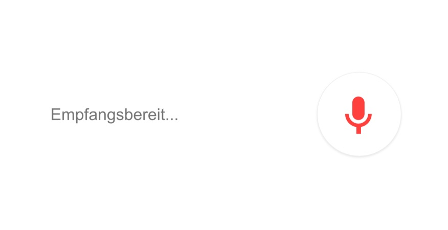 OK, Google Header