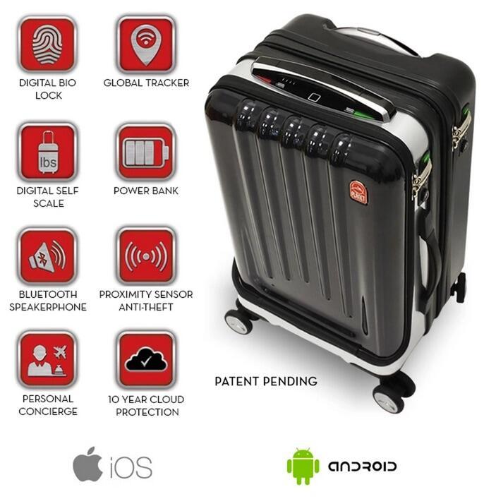Smart Case 1 Funktionen