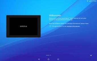 Sony Xperia Z4 Tablet LTE Screen_10