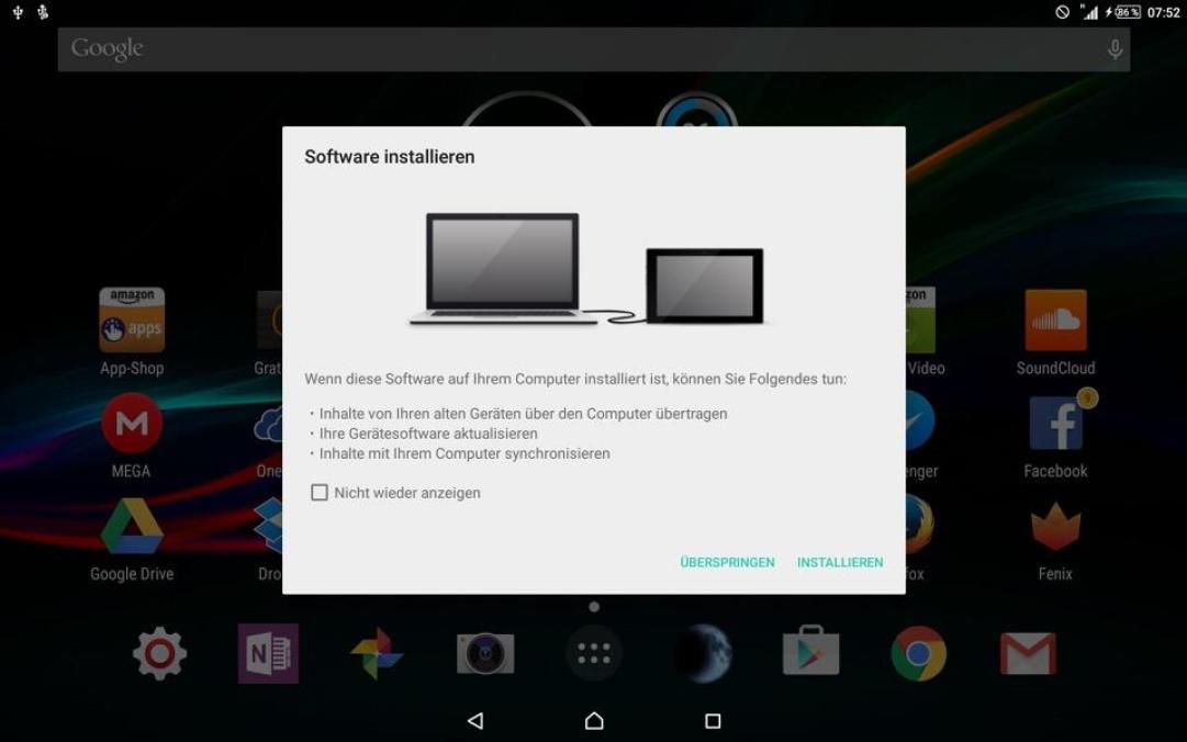 Sony Xperia Z4 Tablet LTE Screen_13