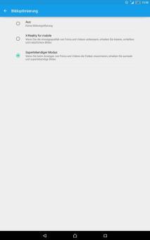 Sony Xperia Z4 Tablet LTE Screen_3