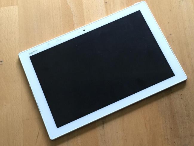 Sony Xperia Z4 Tablet LTE Test8