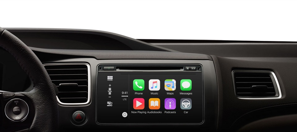 carplay 2015