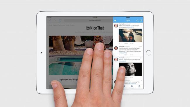 iPad Multitasking
