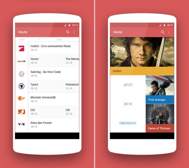 onair material android
