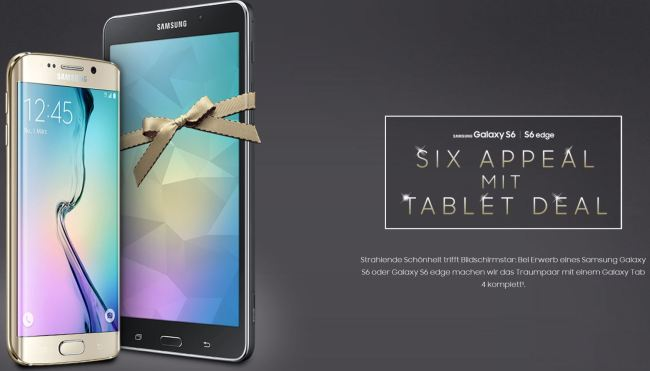 tablet deal samsung