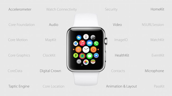 watchOS 2 native Apps
