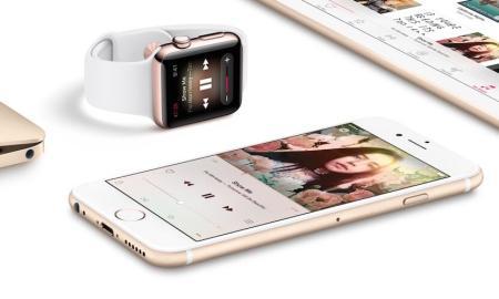 Apple Gold Header