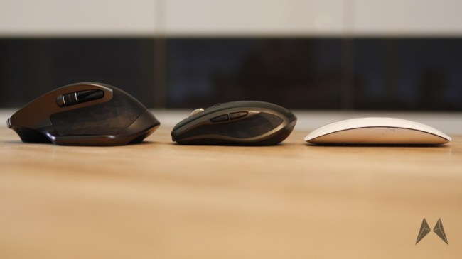 Logitech MX Anywhere 2 MX Master 2 und Apple Magic Mouse _MG_7459