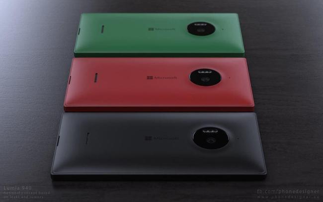Lumia 940 Konzept 4