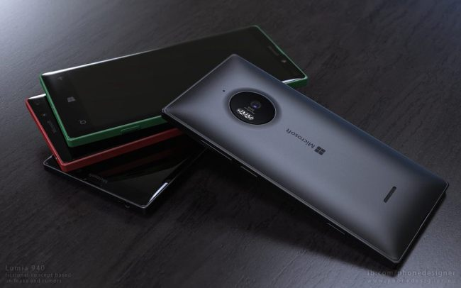 Lumia 940 Konzept 5
