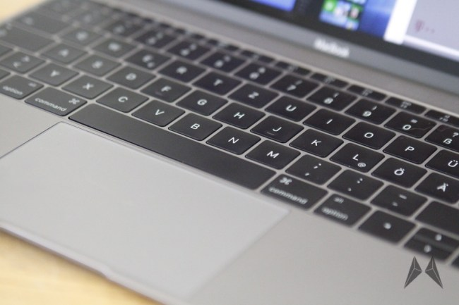 Macbook 2015 Tastatur und Trackpad _MG_7358