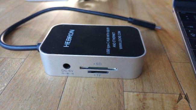 USB-C-Multiport-Hub für das Macbook 2015 20150725_072123