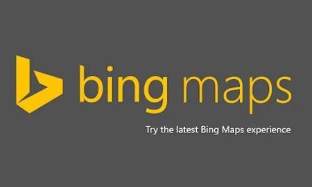 bing maps new