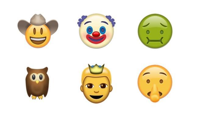 Emojis 2016