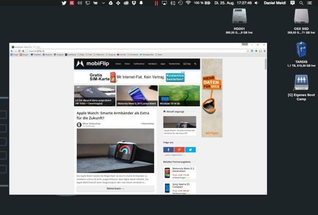 Parallels Desktop 11 für MAC 08