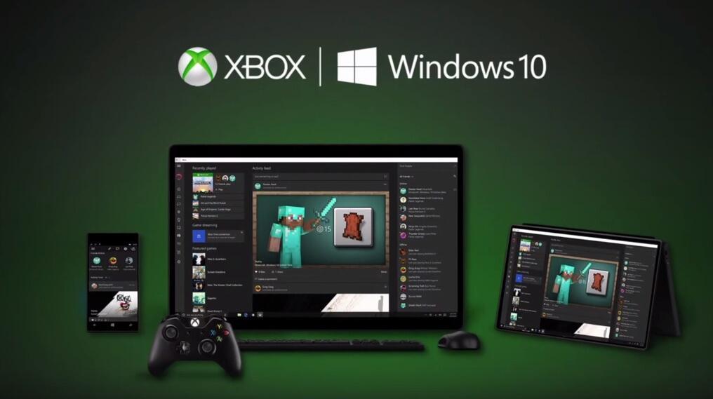 Xbox Windows 10 Header