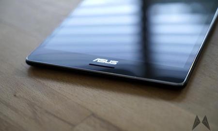 ASUS ZenPad 8S Frontspeaker Logo _DSC1318