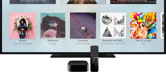 Apple TV Ende