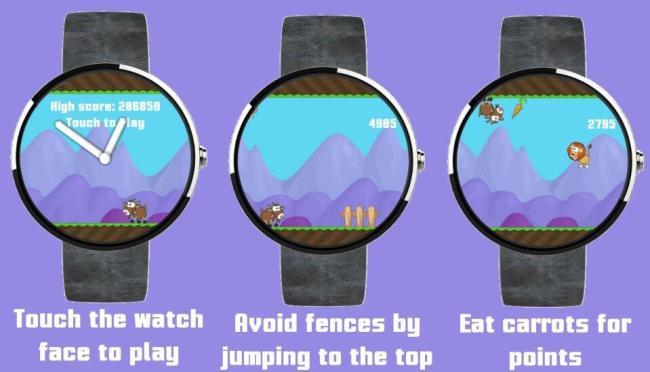 GameOn Watch