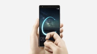 Huawei Mate S_Knuckle