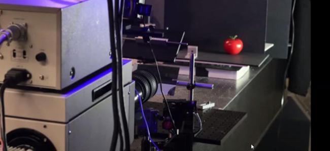 MIT High-Speed-Kamera