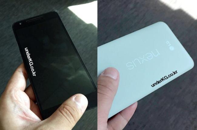 Nexus 5X Leak Bilder