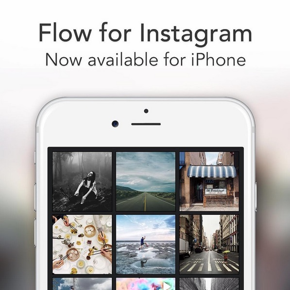 iPhone Flow App