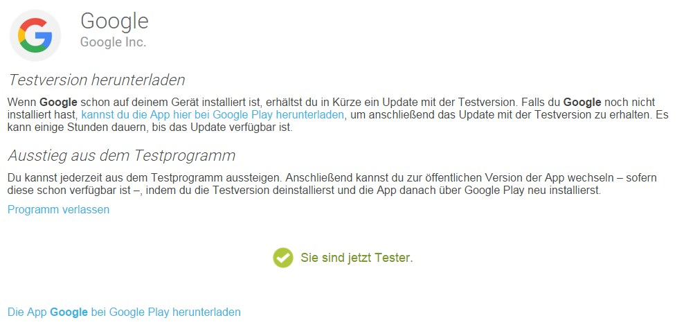 Android-App testen – Google Play - Google Chrome 2015-10-20 08.26.37