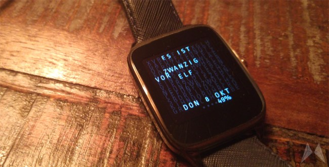Asus Zenwatch 2 Header