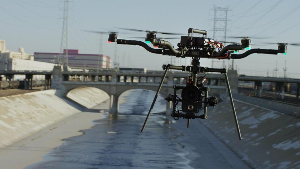 RED Raven Drohne