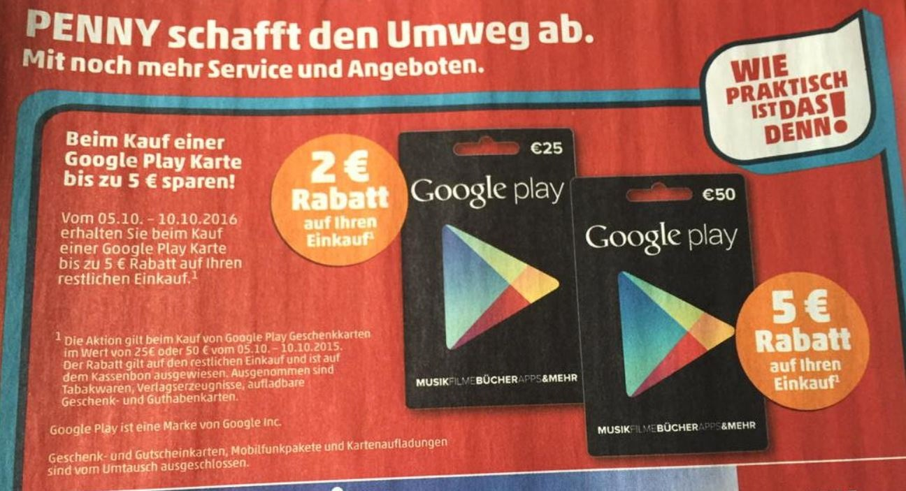 Rewe Google Play