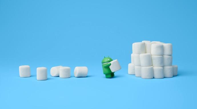 Android 6 Marshmallow Header