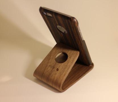 Kalibri Case Stand Holz_4