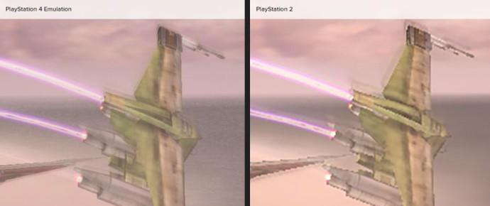 ps4 ps2 emulation