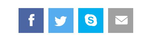 skype button